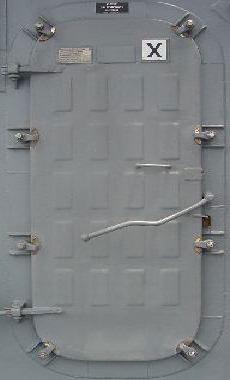 Watertight Doors Pier Side Supply
